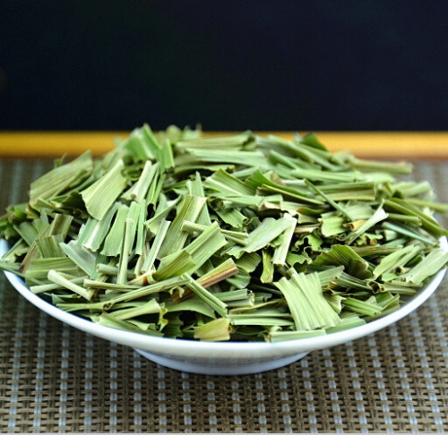 2019 China Newest  Lemon Grass Lemon Flavor Herbal Tea Green Ecological Tea