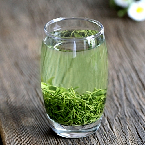 2018 China Early Spring High Mountains Yunwu Green Tea Real Organic Green Food for Weight Loss Health Care