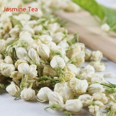 2018 Natural Organic China Jasmine Flower Tea Green Food For Slimming Health Care
