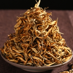 2019 China Yunnan Dian Hong Black Tea Dianhong Green Food for Health Care Warm Stomach