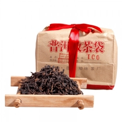 500g China Yunnan Jishun Hao Chen Nian Oldest Cooked Ripe Tea Puer Puerh  Green Food for Health Care Lose Weight