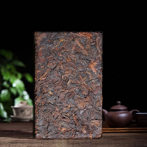 The Oldest Tea Chinese Yunnan Old Ripe 250g China Tea Health Care Puer Puerh  Tea Brick For Weight Lose Tea